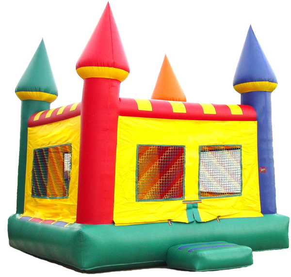 Bounce House Png (99+ Images In Collecti #499871.