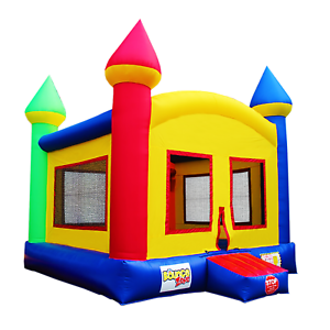 Details about Inflatable Castle Commercial Grade A Bounce House Bouncy  Jumper With Blower.