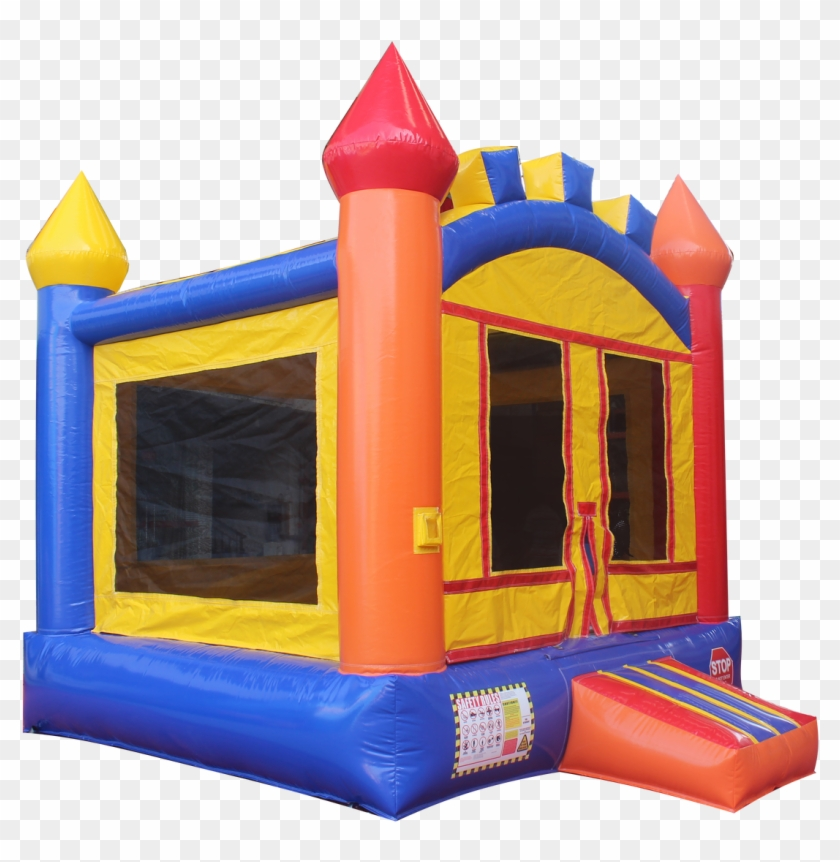 11'x11′ Castle Bounce House.