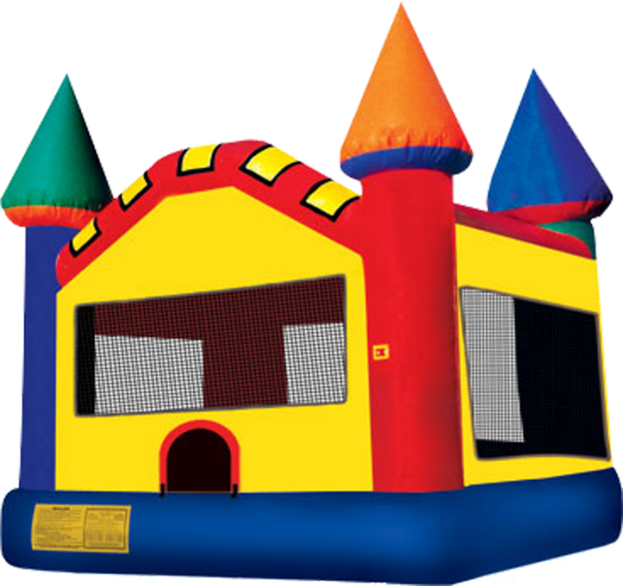 Bounce House Png Vector, Clipart, PSD.