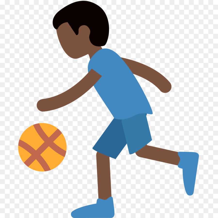Bouncy Balls Basketball Player.