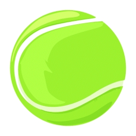 Bouncing tennis ball clipart free images 2.