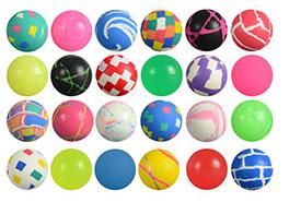 32mm Mixed Bouncy Ball — TeacherParentSupplies.com.