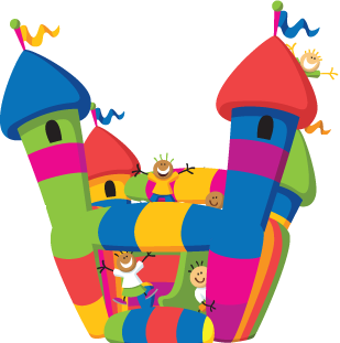 Bouncy Castle Clip Art #RZIWh4.