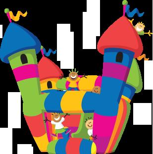 Bouncy Castle Clip Art #RZIWh4.