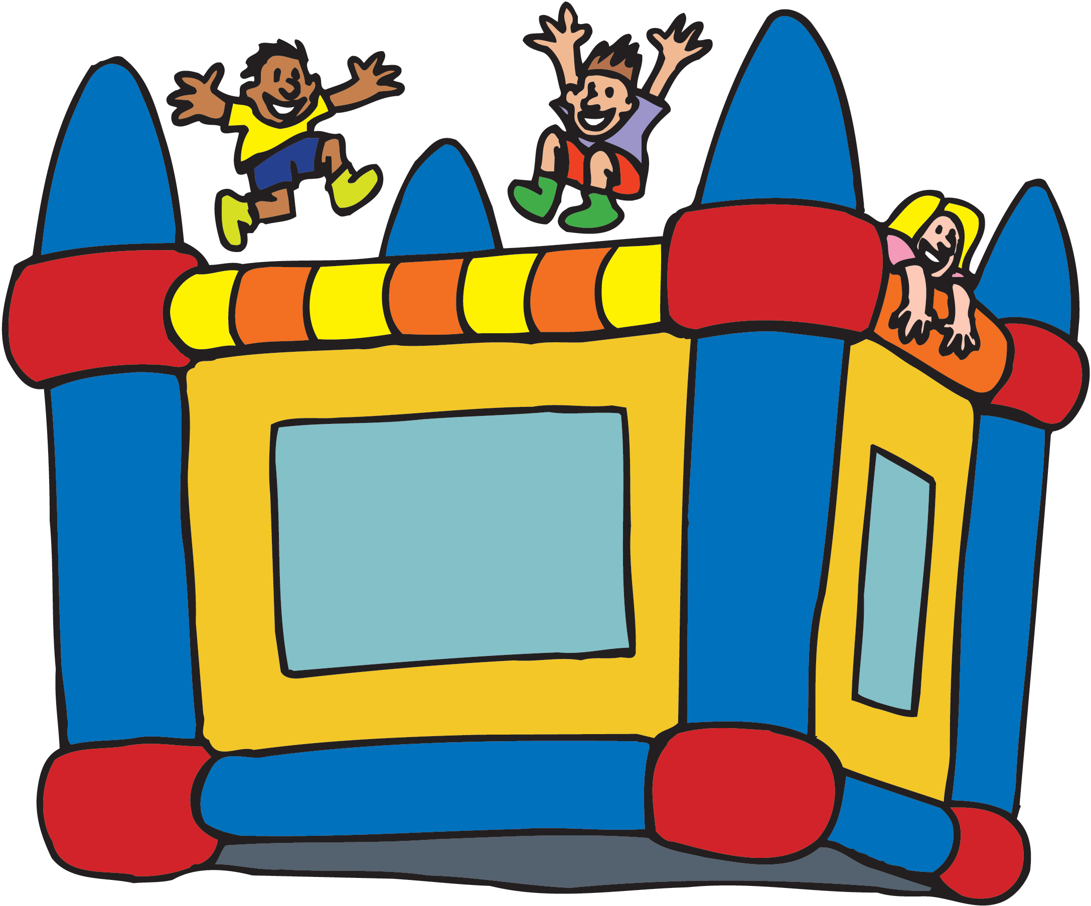 Bouncy castle clipart 20 free Cliparts | Download images on