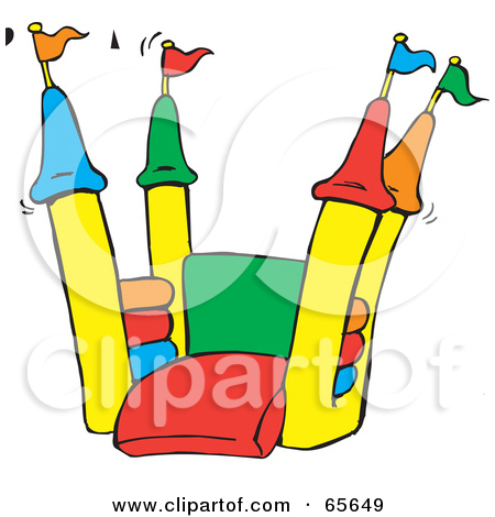 Bouncy Castle Clipart Clipground