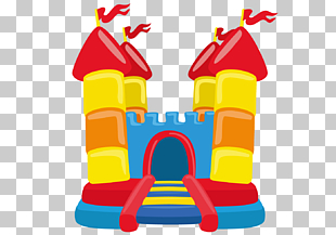 Inflatable Bouncers Castle Toy A.