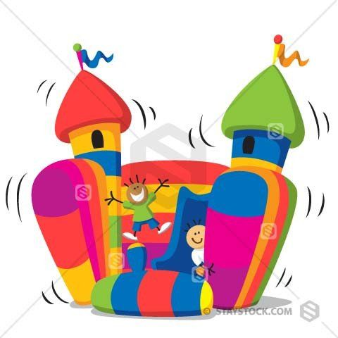 Jumping Castle in 2019.