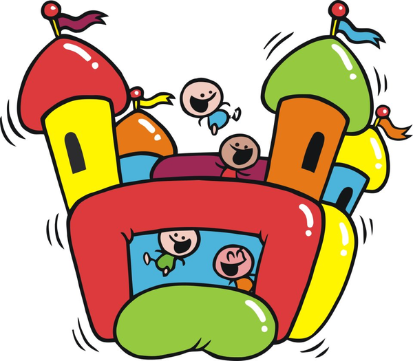 Party clipart bouncy for free download and use images in.