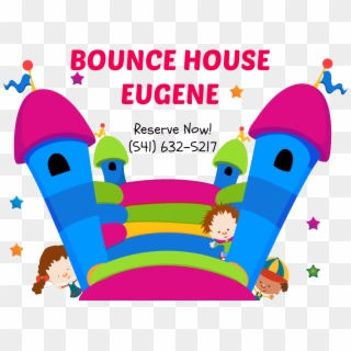 Free Bounce House PNG Images.