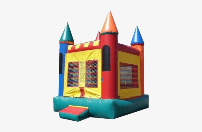 Castle Bounce House.