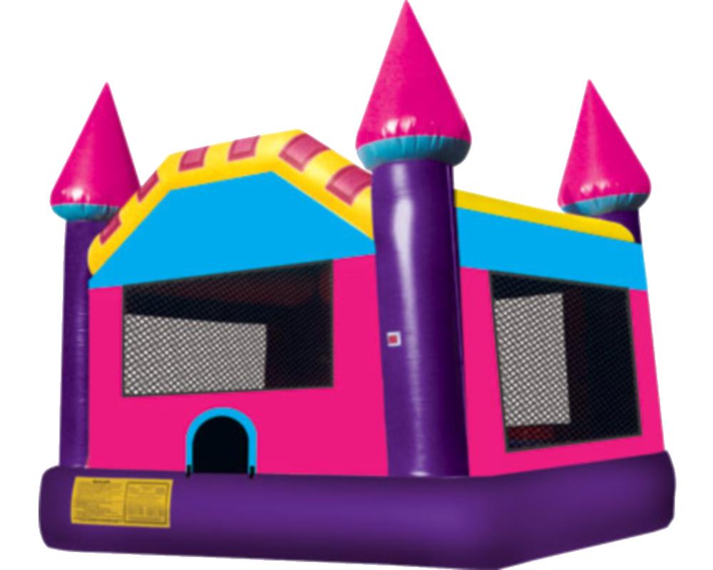 Bounce House Clipart.