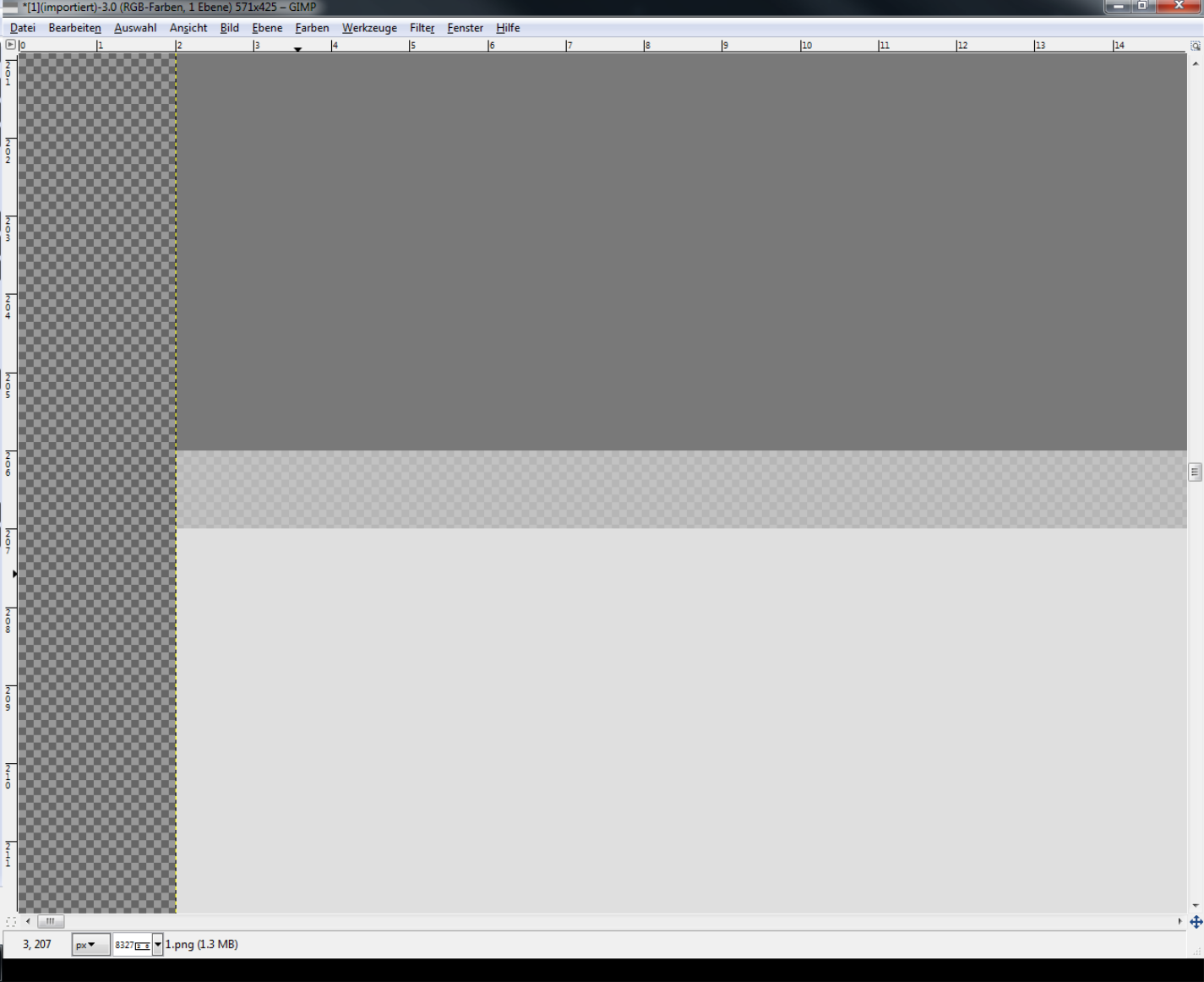 Inkscape png export: color at the boundary of touching rectangles.