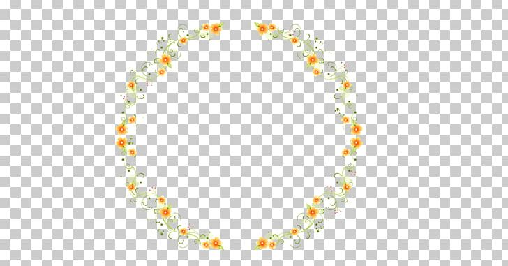 Circle Flower Wreath PNG, Clipart, Angle, Border Frame, Boundary.