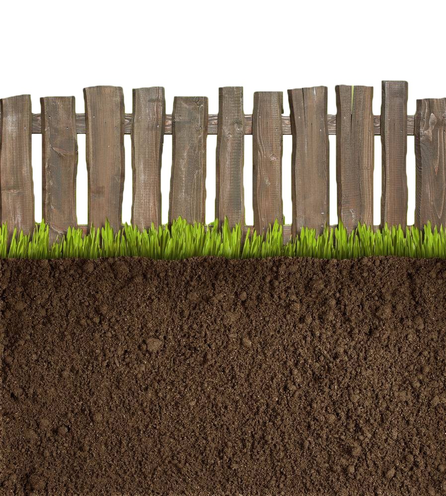 Boundary on Mud PNG Image.
