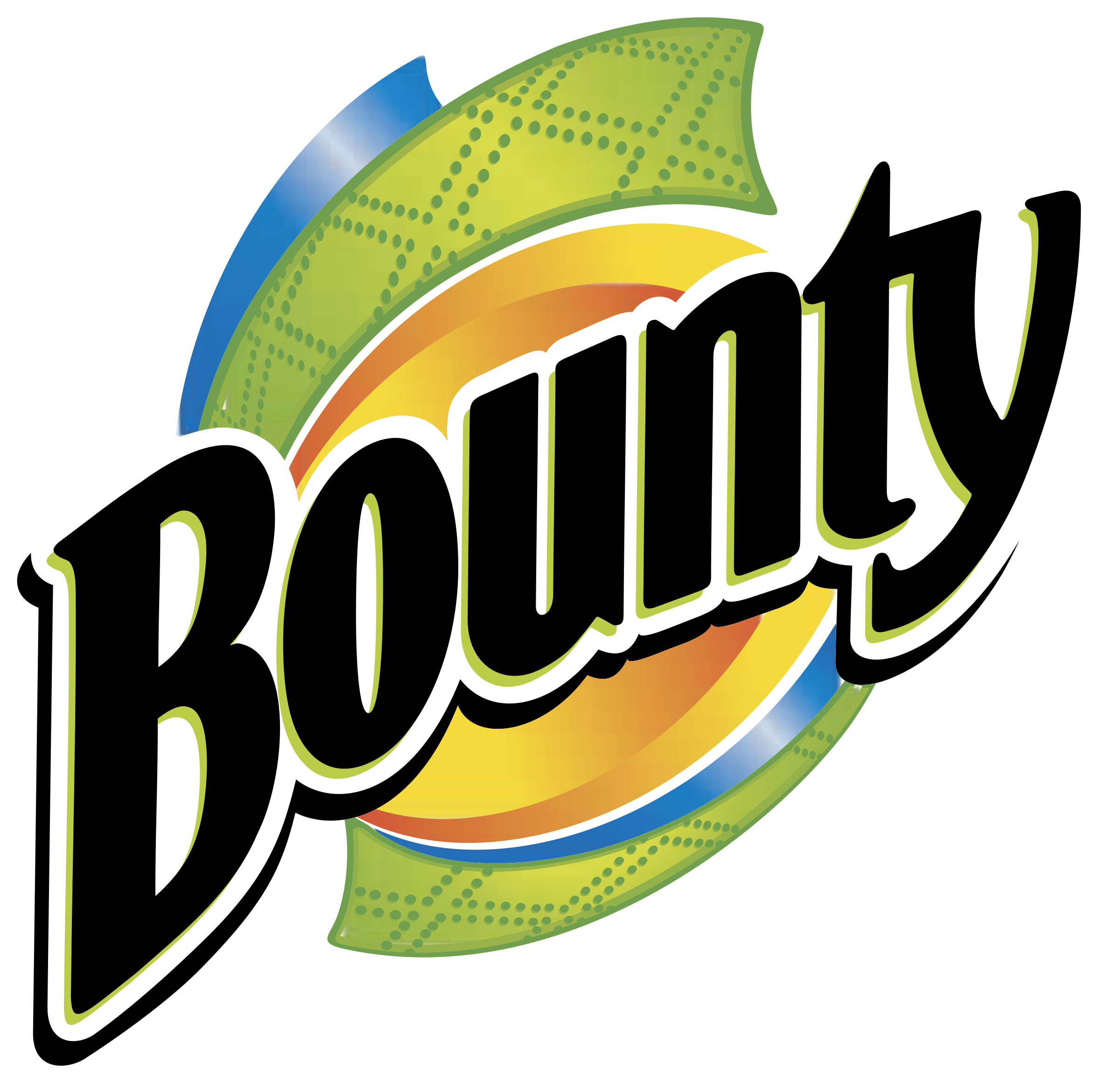 Bounty Brand Logo transparent PNG.