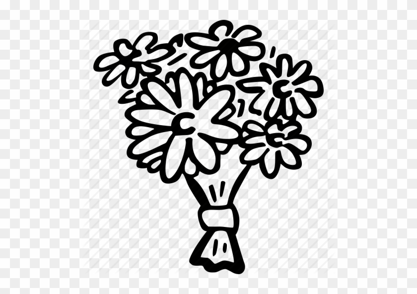 Download Free png Black And White Mqcvev Clipart Image Flower.