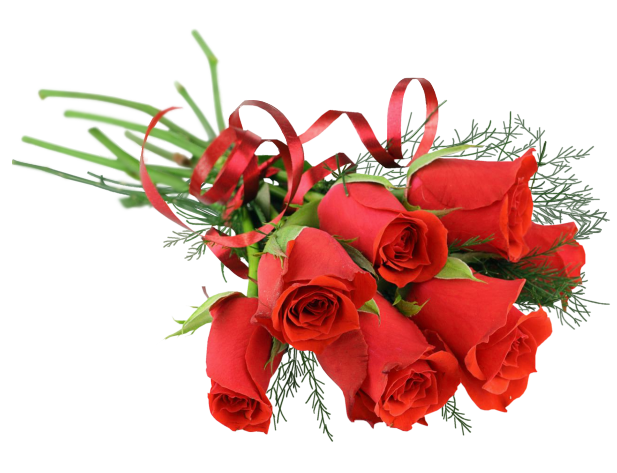 Bouquet of flowers PNG images free download.