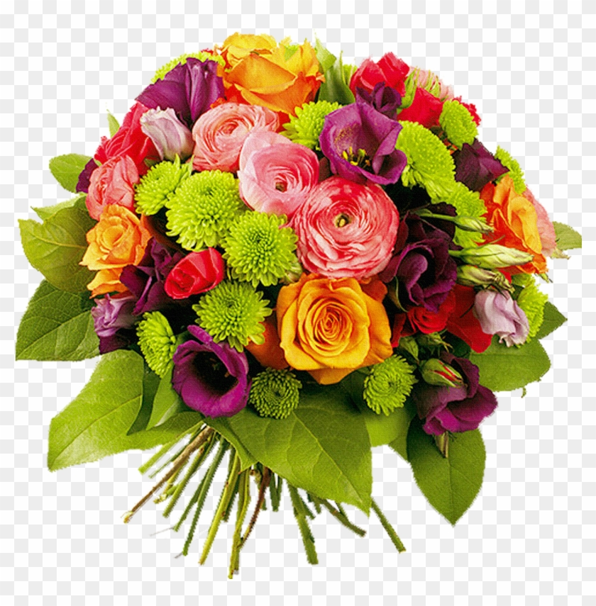 Bouquet Flowers Png.