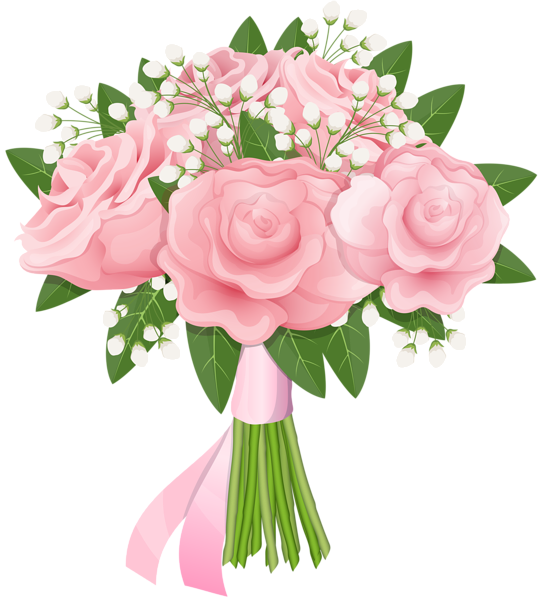 Bouquet clipart 3 » Clipart Station.