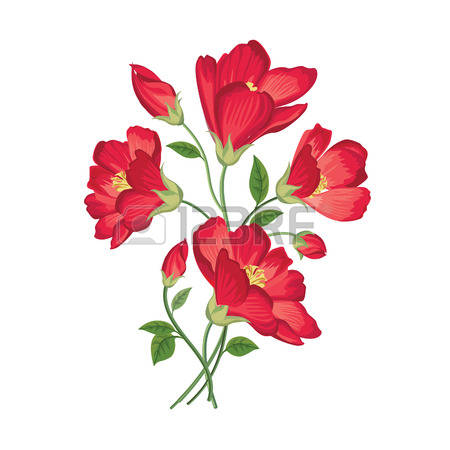 Bouquet of flowers clipart - Clipground