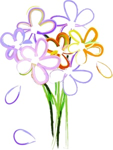 Flower Bouquet Clip Art & Flower Bouquet Clip Art Clip Art Images.