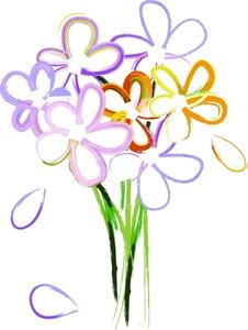 Flower Bouquet Clip Art & Flower Bouquet Clip Art Clip Art Images.