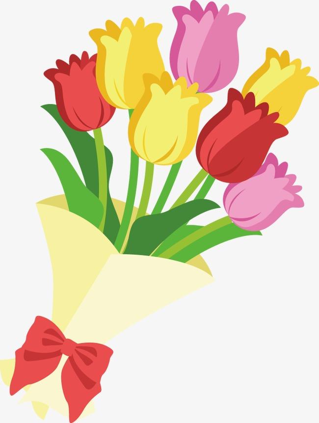 Bouquet Of Flowers Clipart & Clip Art Images #31796.