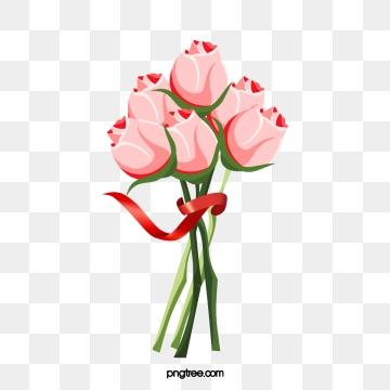 Flower Bouquet PNG Images.