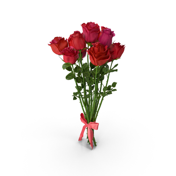 Bouquet of Roses PNG Images & PSDs for Download.
