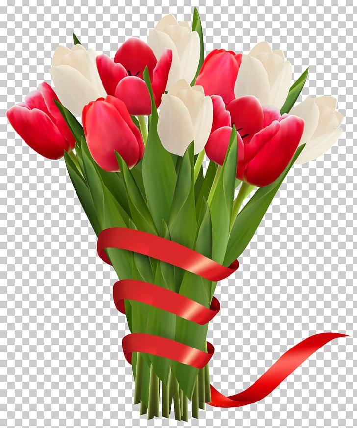 Flower Bouquet Tulip Red PNG, Clipart, Bouquet Flower, Clip Art, Cut.