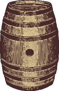 Wooden Barrel Clip Art at Clker.com.