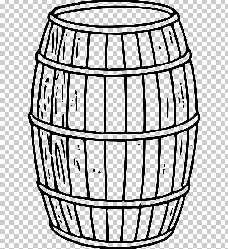 Barrel Drawing PNG, Clipart, Area, Barrel, Basket, Black And.