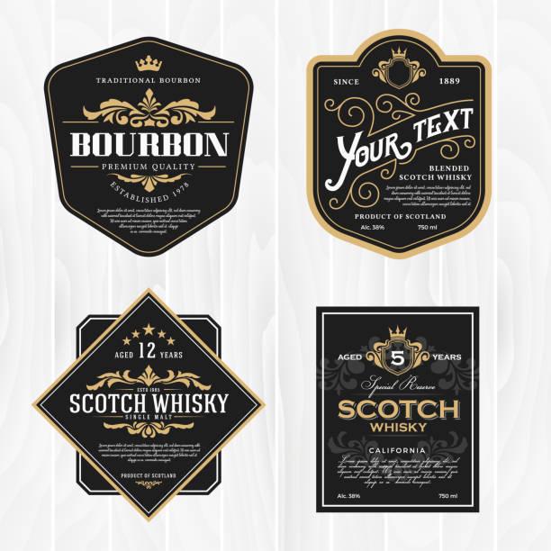 Best Bourbon Illustrations, Royalty.