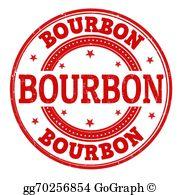 Bourbon Clip Art.