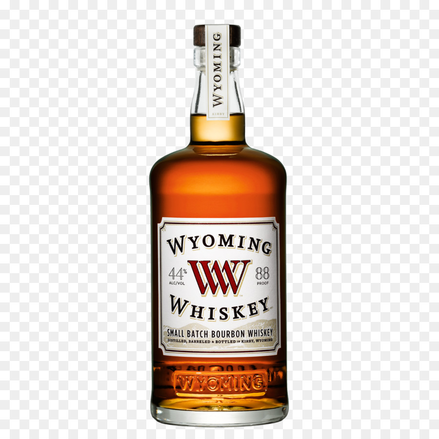 wyoming whiskey clipart Bourbon whiskey Liquortransparent png image.