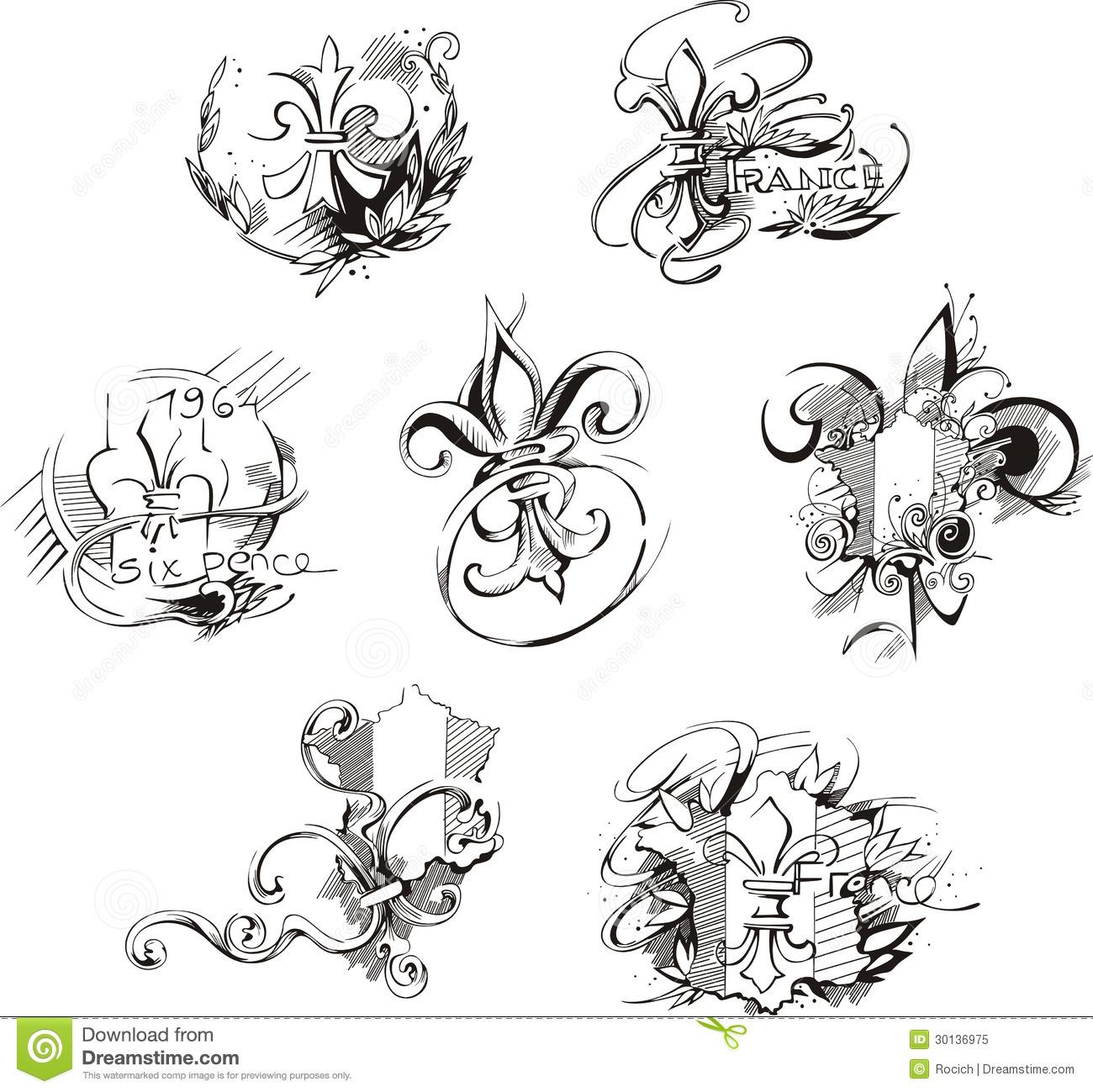 Bourbon Stock Illustrations.