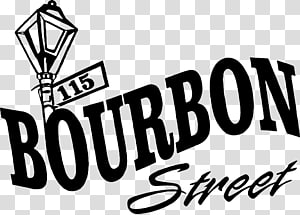 Bourbon Street PNG clipart images free download.