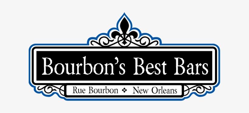 La Bourbons Best Bars Logo 227 Bourbon Street, New.