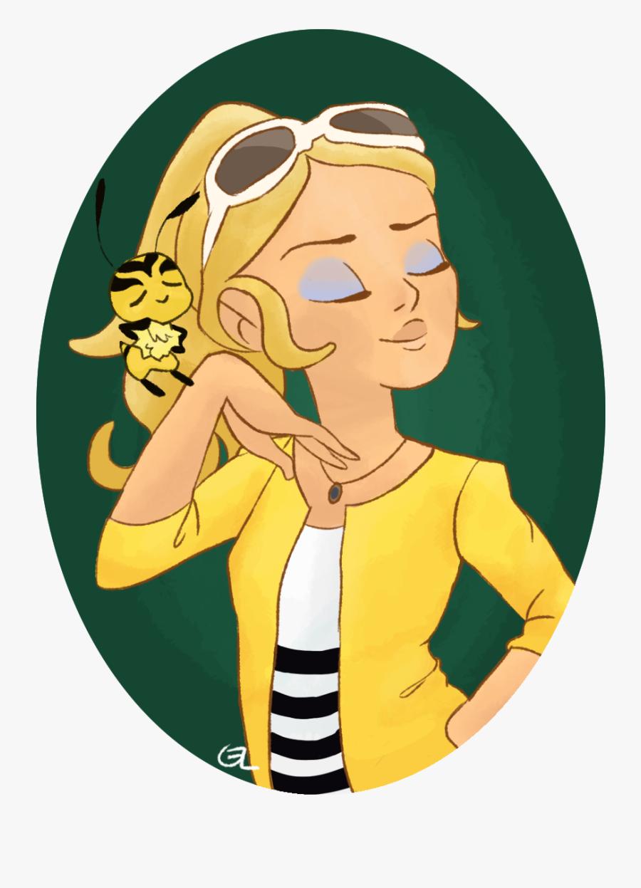 Queen Bee, Miraculous Ladybug, And Chloe Bourgeois.
