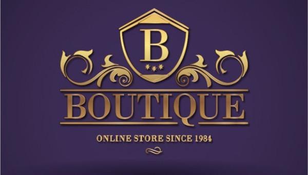 11+ Boutique Logos.