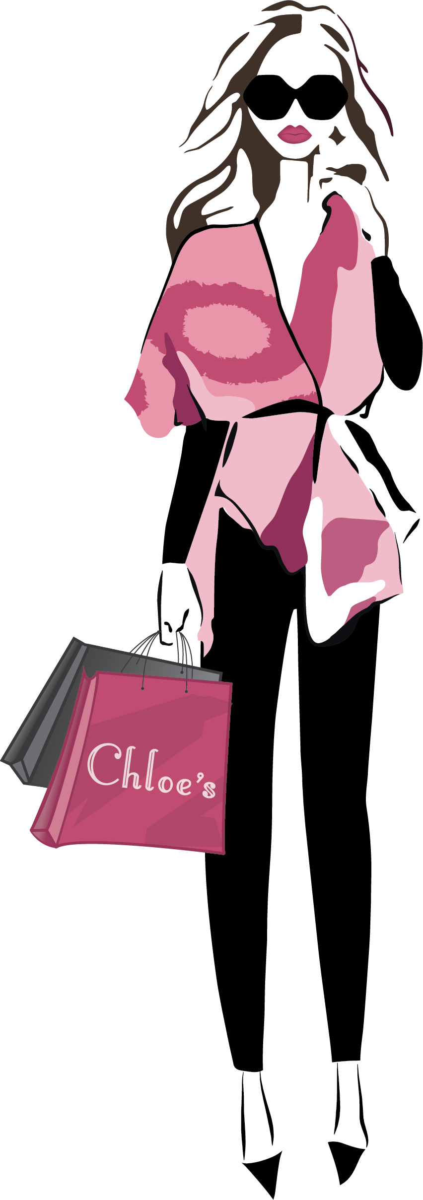 Fashion clipart boutique, Fashion boutique Transparent FREE.