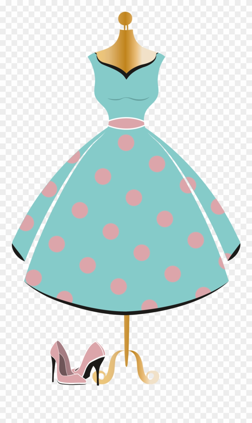 Silhouette Clipart Pics Clothing.