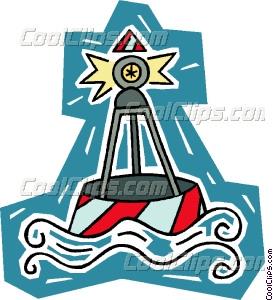 buoy Vector Clip art.