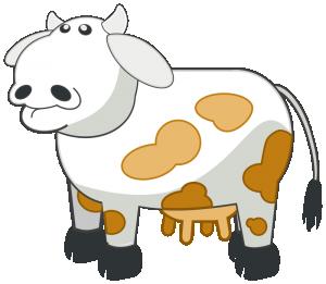 Bovine Clip Art Download.