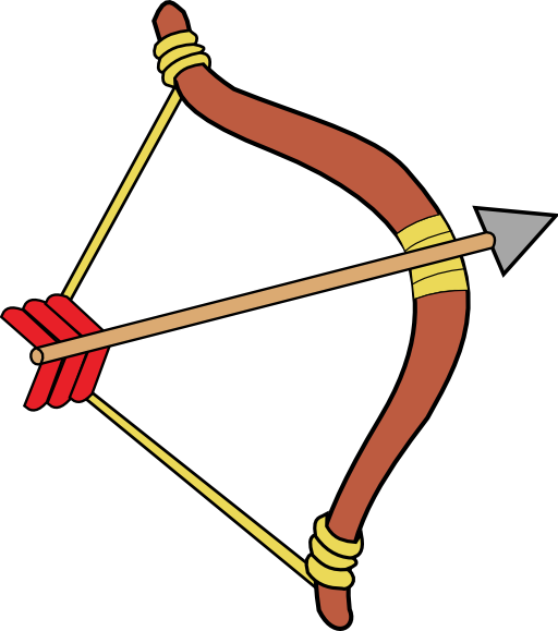 Bow And Arrow Clip Art & Bow And Arrow Clip Art Clip Art Images.