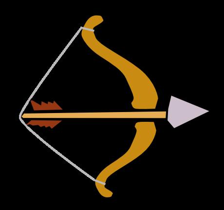 Bow And Arrow Clip Art & Bow And Arrow Clip Art Clip Art Images.