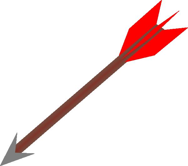 Archery Arrow Clipart.