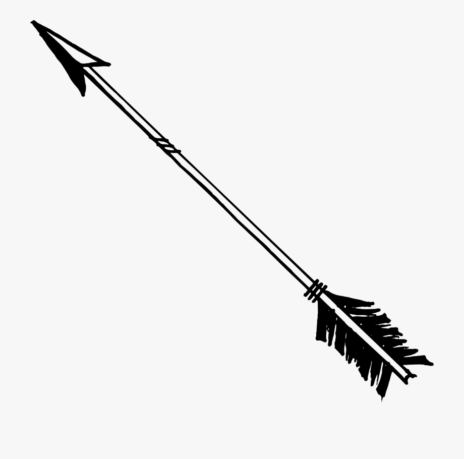 Bow Arrow Transparent Background , Transparent Cartoon, Free.